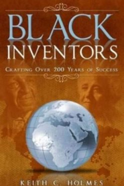 Black inventors_keith Holmes
