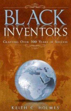 Black inventors_keith Holmes